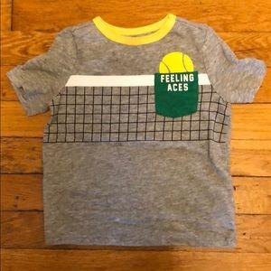Toddler tennis tee 🎾